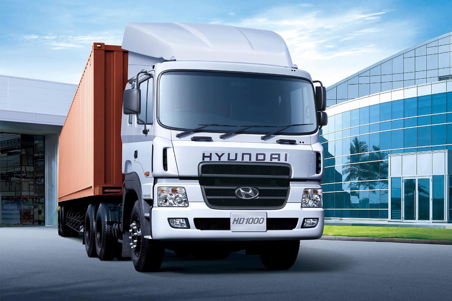 Đầu Kéo Hyundai